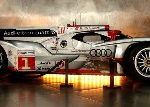 Eclairage formule 1 des 24 Heures du Mans