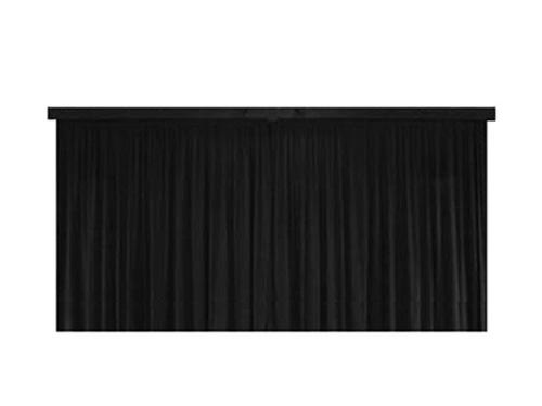 Pendrillon rideau fond de sc ne 4x2 90m logistic events - Location de rideaux de scene ...