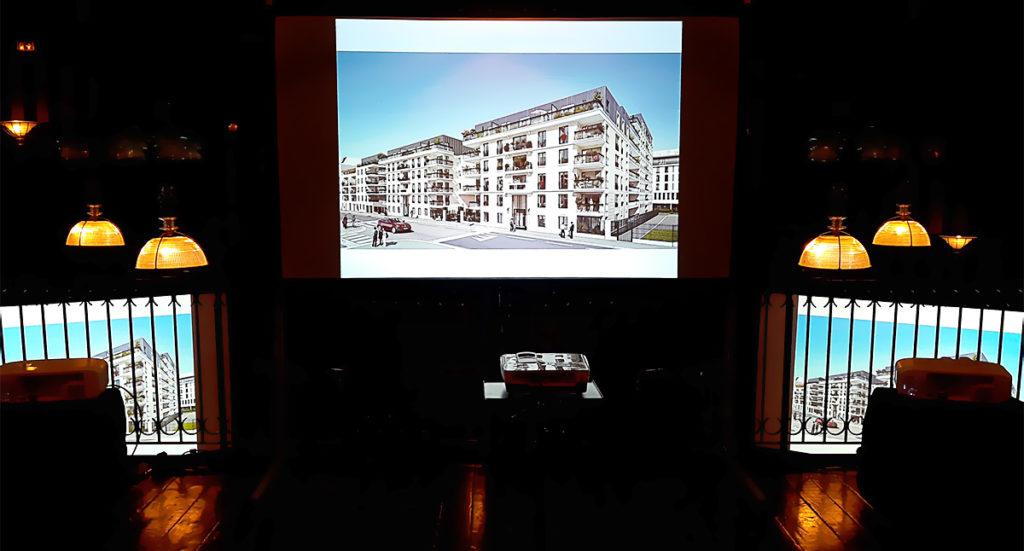 Franco Suisse présente son nouveau projet immobilier