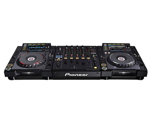 Consoles, platines & régie DJ