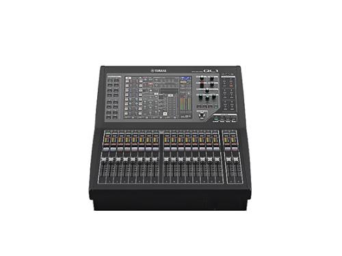 Consoles de mixage son